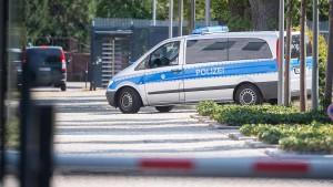 Terrorverdächtiger Islamist kommt in Untersuchungshaft