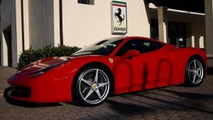Ferrari-Aktien werden teuer
