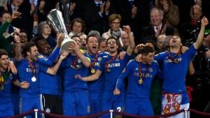 Chelsea komplettiert die Pokal-Sammlung