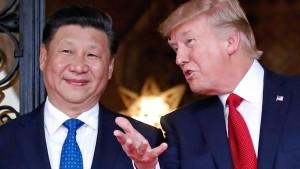 Trump verschiebt Frist für neue Zölle