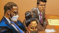 Schlussplädoyer der Anklage im Missbrauchsprozess gegen R. Kelly