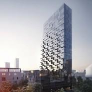 Für den geplanten Wohnturm gibt es eine Baugenehmigung.
