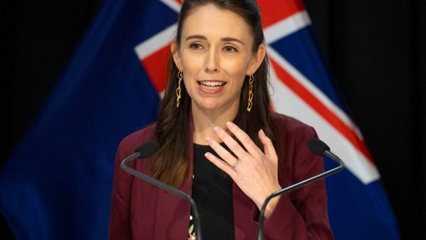 """Neuseelands Leben in der """"Blase"""""""
