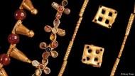 Streit um den Goldschatz der Krim-Museen