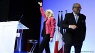 Familiendrama bei den Le Pens