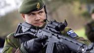 Finnland rüstet auf