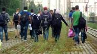 Auf Zwischenstation im Balkan