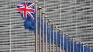 Ungewissheit bei britischen Beamten in Brüssel