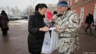 Antiregierungsproteste in Weißrussland