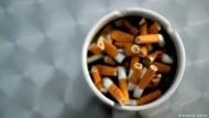 Ein Dortmunder muss nach Stundenplan rauchen