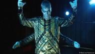 Tanzen wie ein Roboter