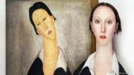 Die Selfie-Kunst von Flora Borsi
