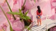 Street-Art im Miniaturformat