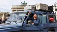 Mit dem Auto um die Welt - 900.000 Kilometer in 26 Jahren