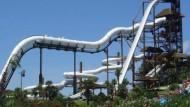 Extreme Wasserrutschen im Test