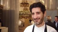 Der beste vegetarische Koch Europas