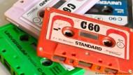 Kult-Objekt Kompaktkassette