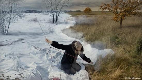 Surreale Fotowelten von Erik Johansson