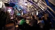 Das neue Achterbahnrestaurant in Wien