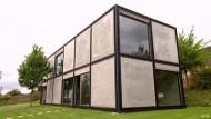 Wohnen in einem Haus aus 24 Würfeln
