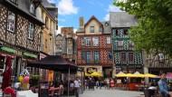 Rennes - die Hauptstadt der Bretagne