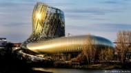 Neue Wein-Erlebniswelt in Bordeaux