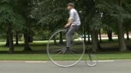 Nostalgie-Räder erobern die Straßen