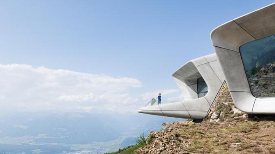 Reinhold Messners Mountain Museum