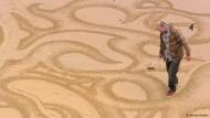 Der Strandmaler von Jersey