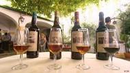 Sherry-Herstellung im spanischen Jerez