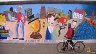Unterwegs am Berliner Mauerweg