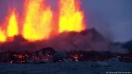 Vulkantourismus auf Island