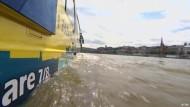 Mit dem Amphibienbus durch Budapest