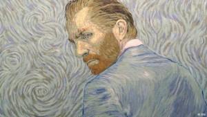 Van Goghs Bilder in Bewegung