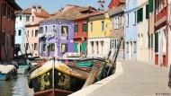 Venedigs Laguneninseln Burano und Murano