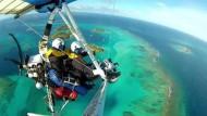 Im fliegenden Dreirad auf Weltreise