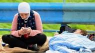 Kostenloses WLAN für Flüchtlinge