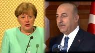 Beziehungen zwischen Deutschland und der Türkei auf Tiefpunkt