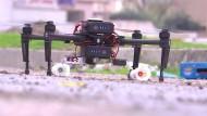 Mit der Drohne gegen den IS