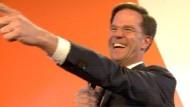 Niederlande: Erleichterung nach Sieg der Bürgerlichen