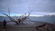 Island leidet unter starker Krone