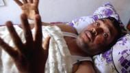 Ein Überlebender berichtet von Assads Giftgasangriff