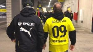 Rückblick: Dortmund unter Schock