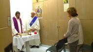 Gebetsraum für Christen, Juden und Muslime