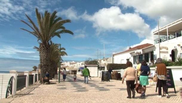 Praia da Luz hofft auf Normalität