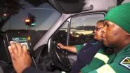 Rettungssanitäter in Kapstadt