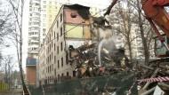 Abrisswelle empört Moskauer