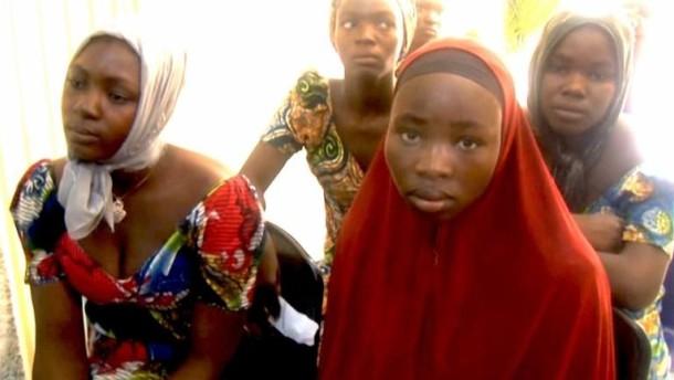 Boko Haram lässt 82 Schülerinnen frei
