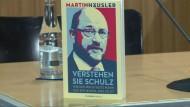 Neues Buch verspricht Schulz ganz nah