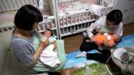 Babyklappen-Boom in Südkorea